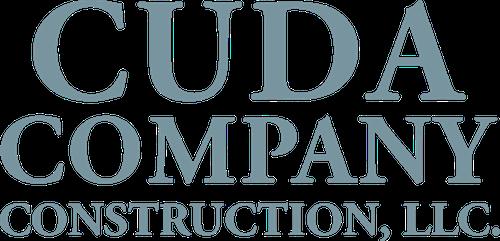 Cuda Company Construction Logo